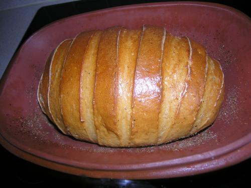 Pieczenie chleba w piekarniku